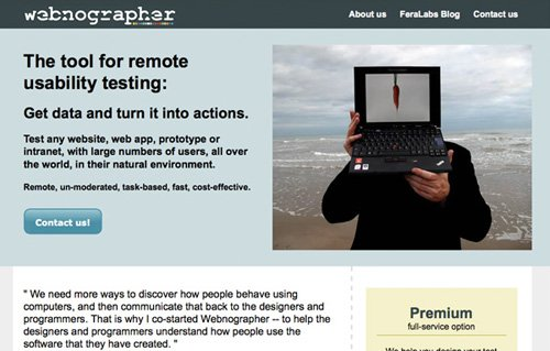 webnographer 20 Tools to Improve Your Websites Usability